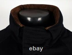 $6,500 LORO PIANA ICER COAT Jacket 100% CASHMERE with Removable CASHMERE Lining XL