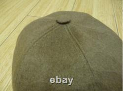 Loro Piana 100% Cashmere Storm System Baseball Cap Made in Italy Size L
