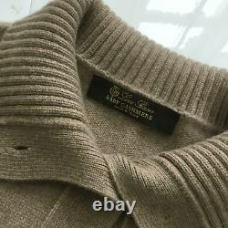 Loro Piana Ladies BABY CASHMERE Pullover Sweater Jumper Dress Size S IT40 US2 4