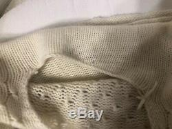 Loro Piana Sweater 100% Cashmere Top, Size46 Made In Italy, Exquisite