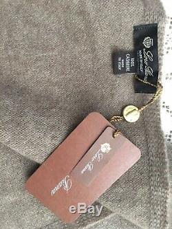 Loro piana cashmere scarf new With Tags