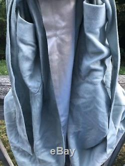 NWT LORO PIANA BELTED 100% CASHMERE Ladies Robe Size Large Great Buy