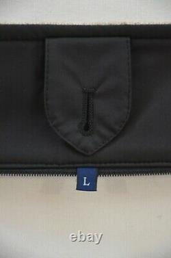 New Loro Piana Icer Detachable Polyamide Cashmere Collar Replacement Large